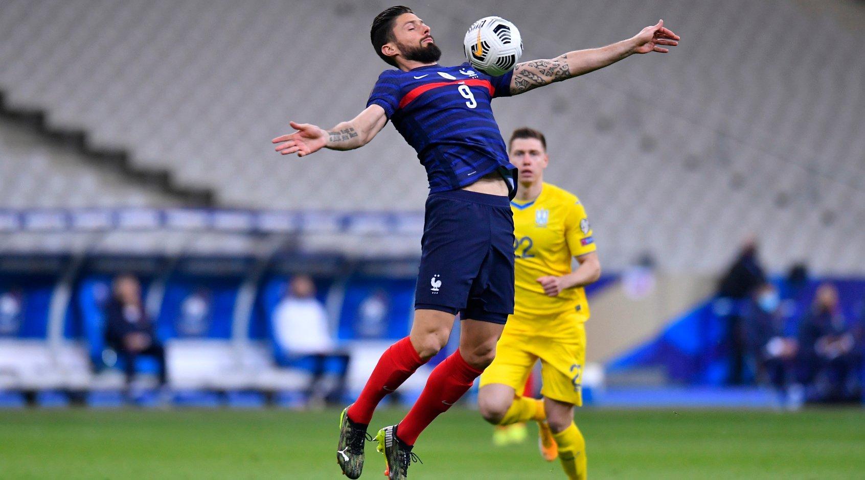Франция - Украина в цифрах WyScout: сюрприз Шевченко, плотная оборона и голы в стиле FIFA 21 - изображение 8