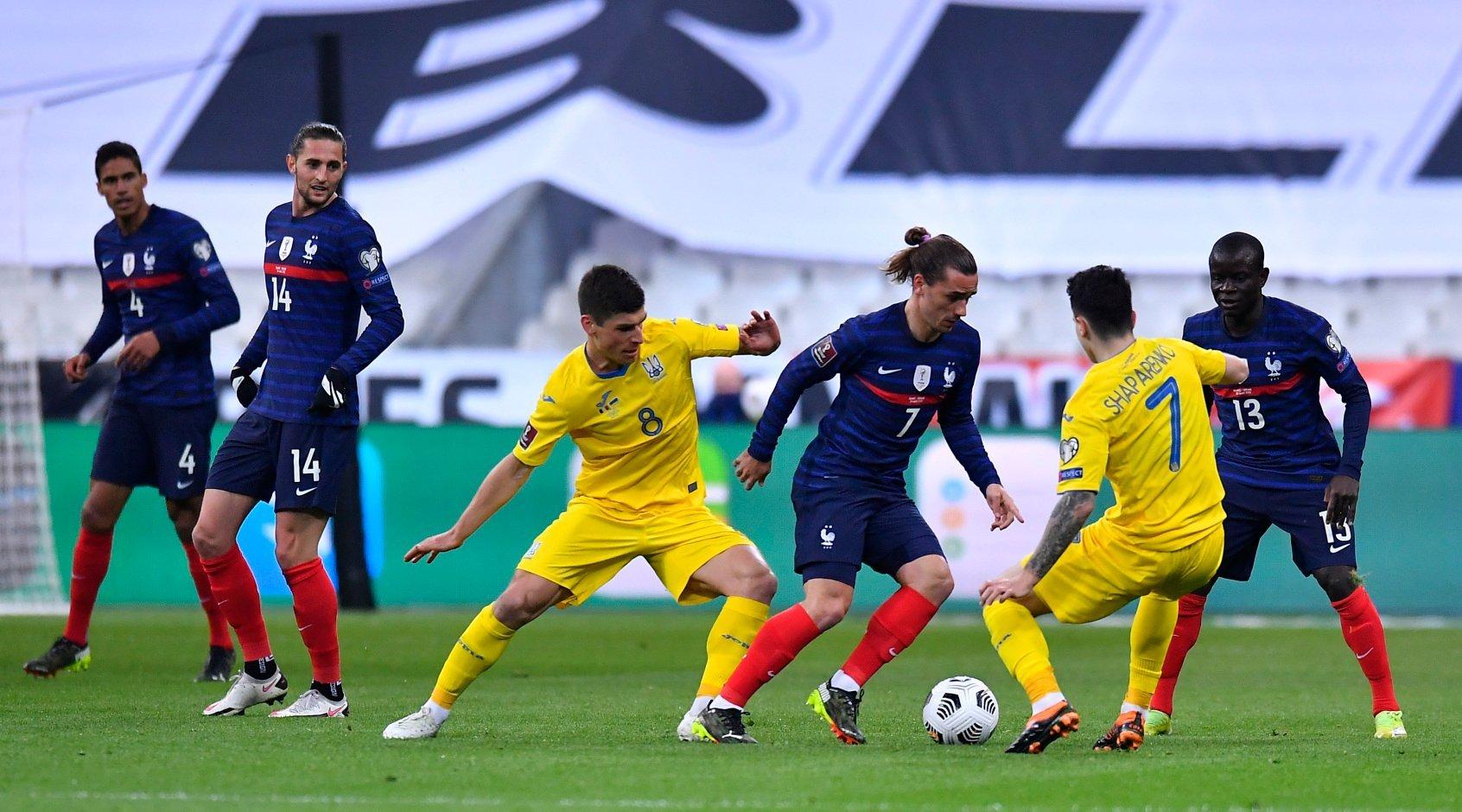Франция - Украина в цифрах WyScout: сюрприз Шевченко, плотная оборона и голы в стиле FIFA 21 - изображение 7