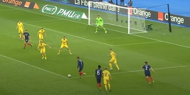 Франция - Украина в цифрах WyScout: сюрприз Шевченко, плотная оборона и голы в стиле FIFA 21 - изображение 18