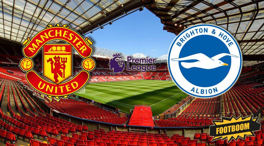 Манчестер Юнайтед -  Брайтон энд Хоув: где и когда смотреть матч онлайн