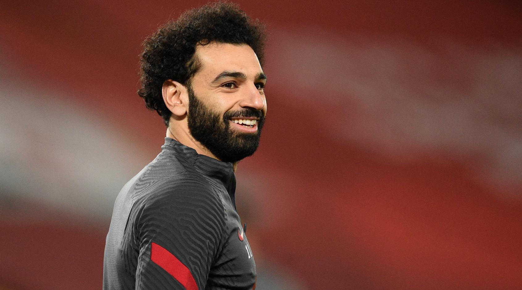 Мохамед Салах - лучший игрок АПЛ по версии болельщиков