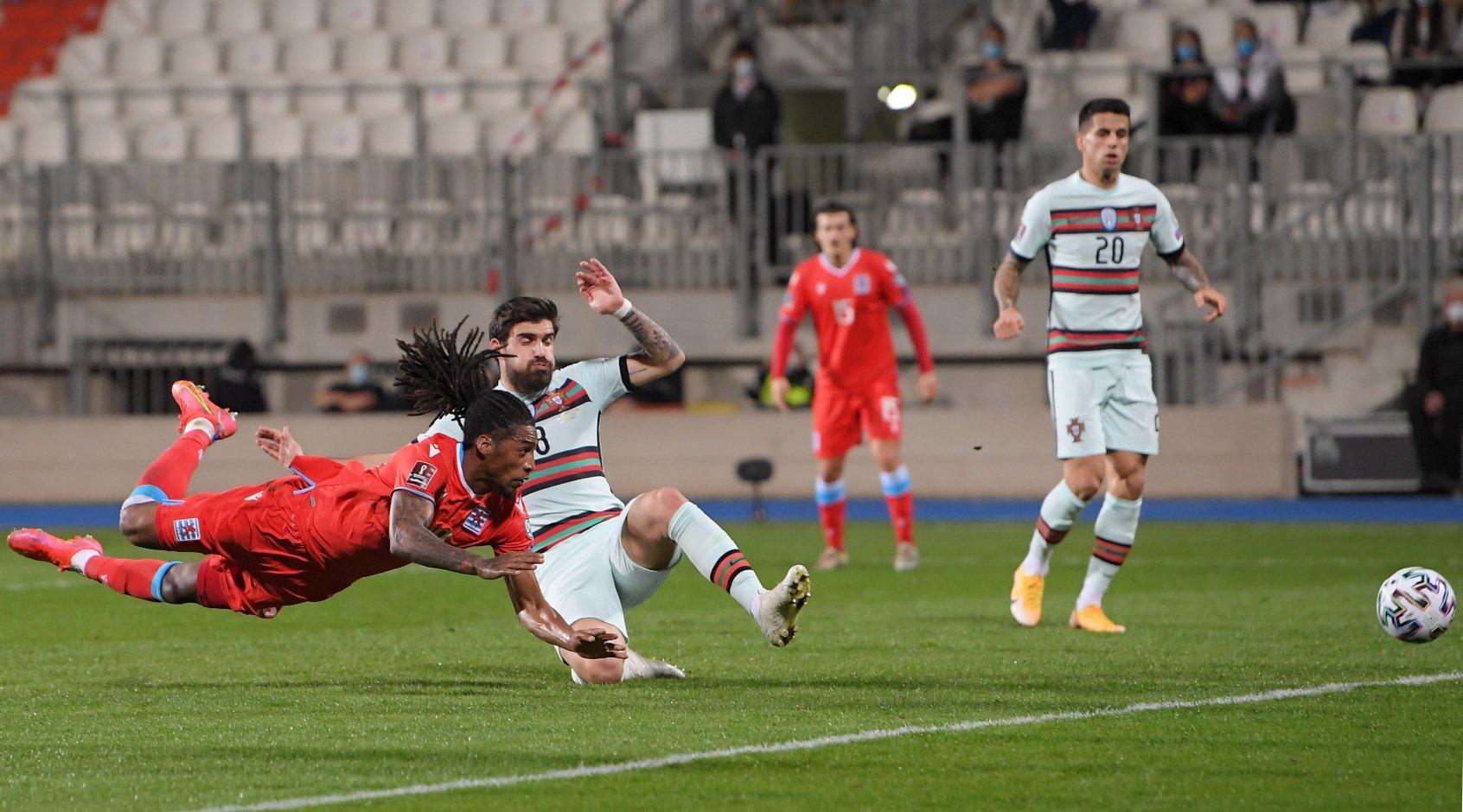 Цифры WyScout: голевая эффективность Жерсона Родригеса за сборную Люксембурга в квалификации ЧМ-2022 - изображение 12