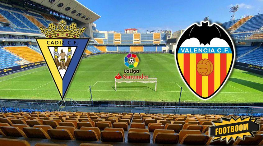 Кадис -  Валенсия: где и когда смотреть матч онлайн