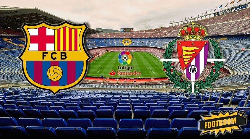 Барселона -  Вальядолид: где и когда смотреть матч онлайн