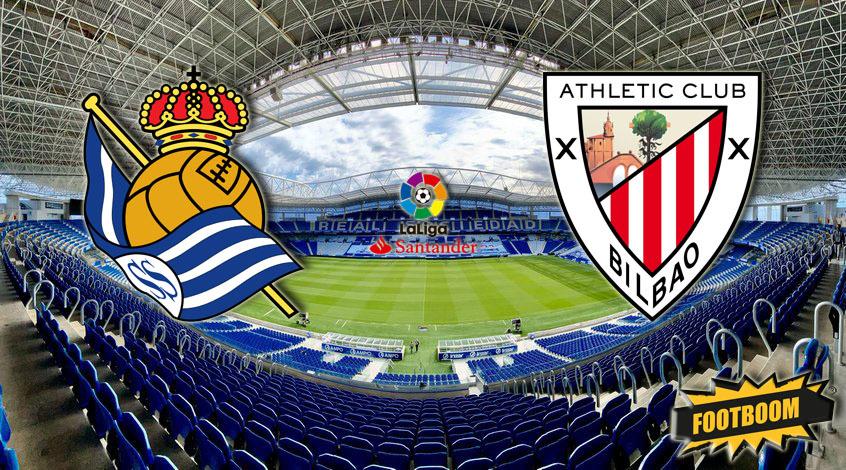Реал Сосьедад -  Атлетик: где и когда смотреть матч онлайн