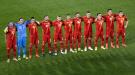 """Наставник сборной Северной Македонии - о победе над Германией: """"Ребята заставили нашу нацию гордиться"""""""