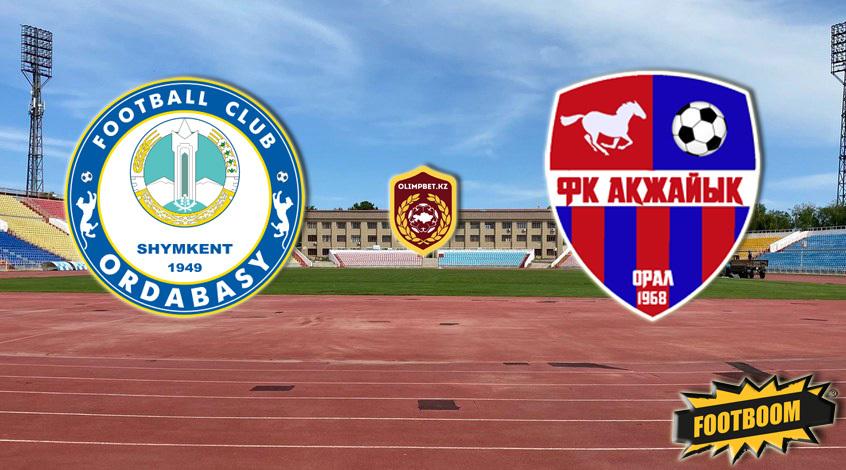 Ордабасы -  Акжайык: где и когда смотреть матч онлайн