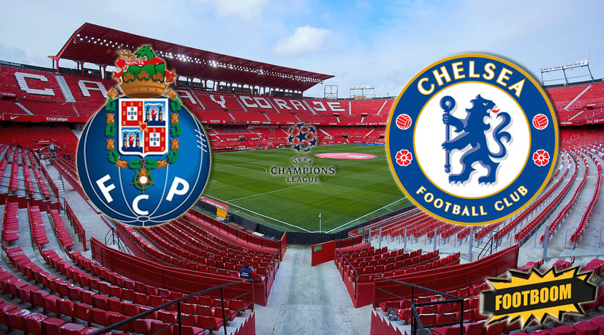 Порту -  Челси: где и когда смотреть матч онлайн