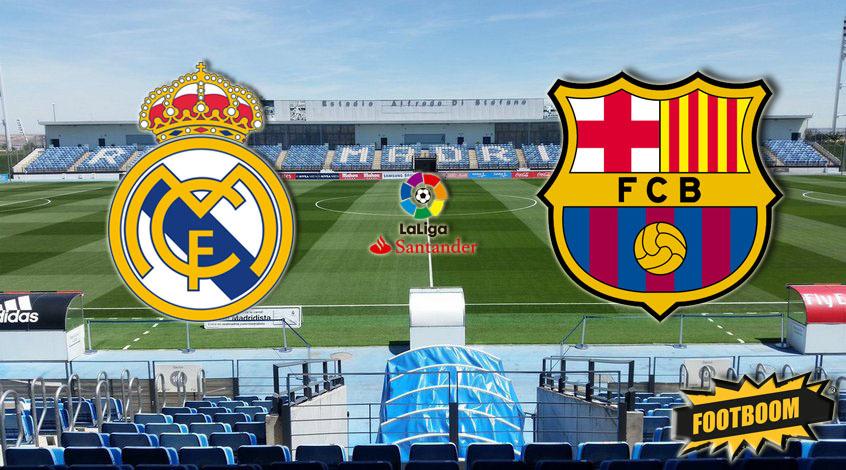 """""""Реал"""" - """"Барселона"""": рискованная ставка на ничью в Эль Класико"""