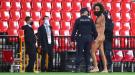 """Выбежавший на поле в матче """"Гранада"""" - МЮ обнаженный мужчина ждал старта поединка на стадионе 14 часов"""