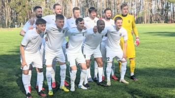 Чемпіонат Київської області. 2-й тур. Виглядаючи лідера