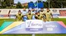 В Колумбии из-за вспышки COVID команда вышла на матч всемером