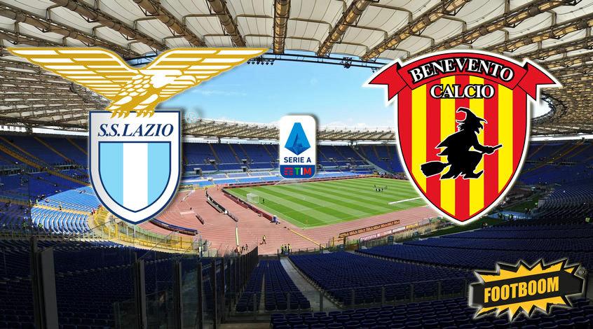 Лацио -  Беневенто: где и когда смотреть матч онлайн