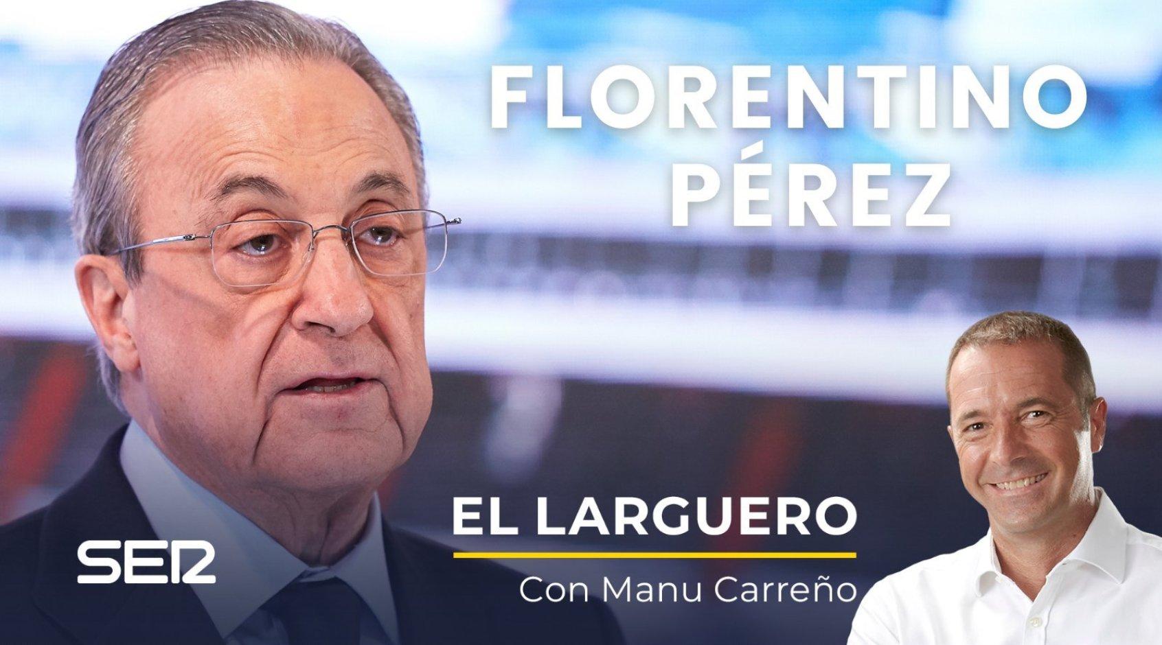 Флорентино Перес - о провале Суперлиги