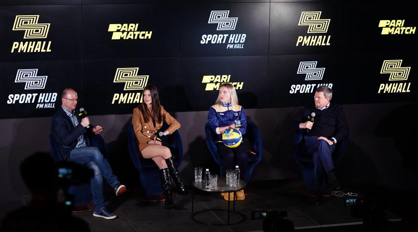 Sports Talk Club: Спортивні тренди - жіночий погляд