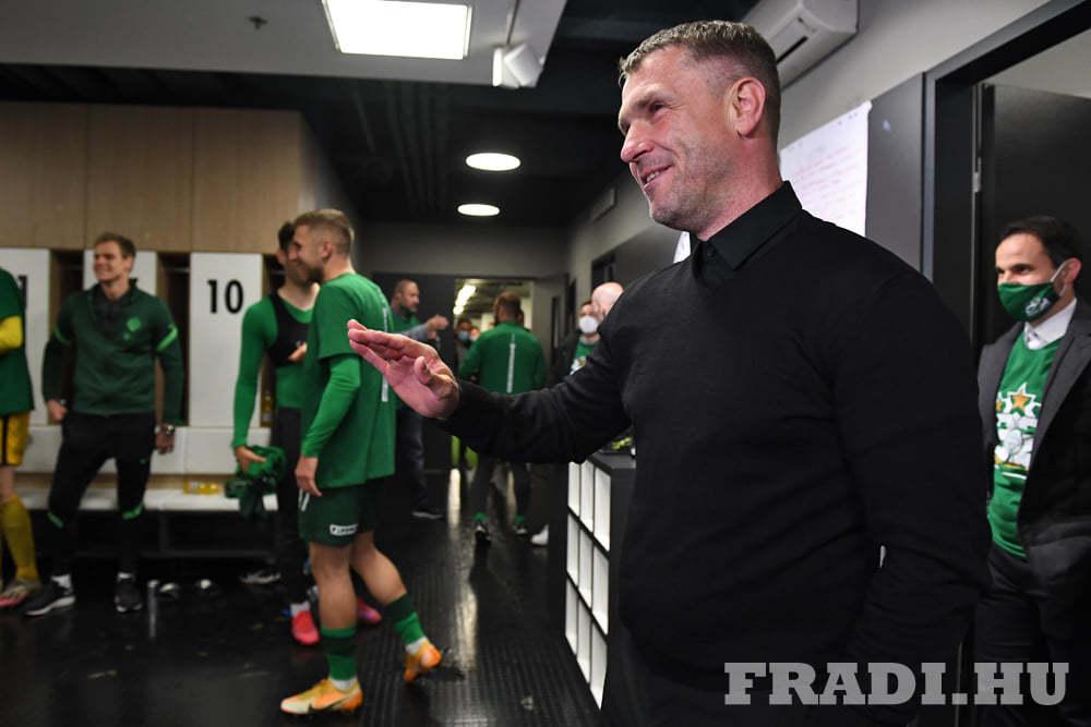 Сергей Ребров - самый успешный иностранный тренер в Венгрии за последние 100 лет - изображение 1