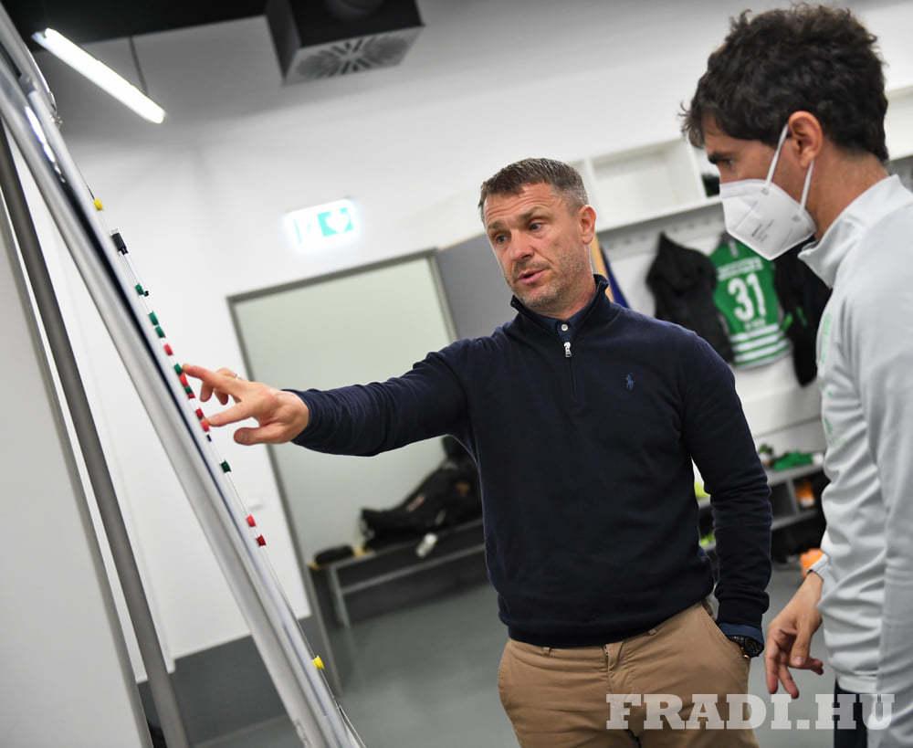 Сергей Ребров - самый успешный иностранный тренер в Венгрии за последние 100 лет - изображение 2