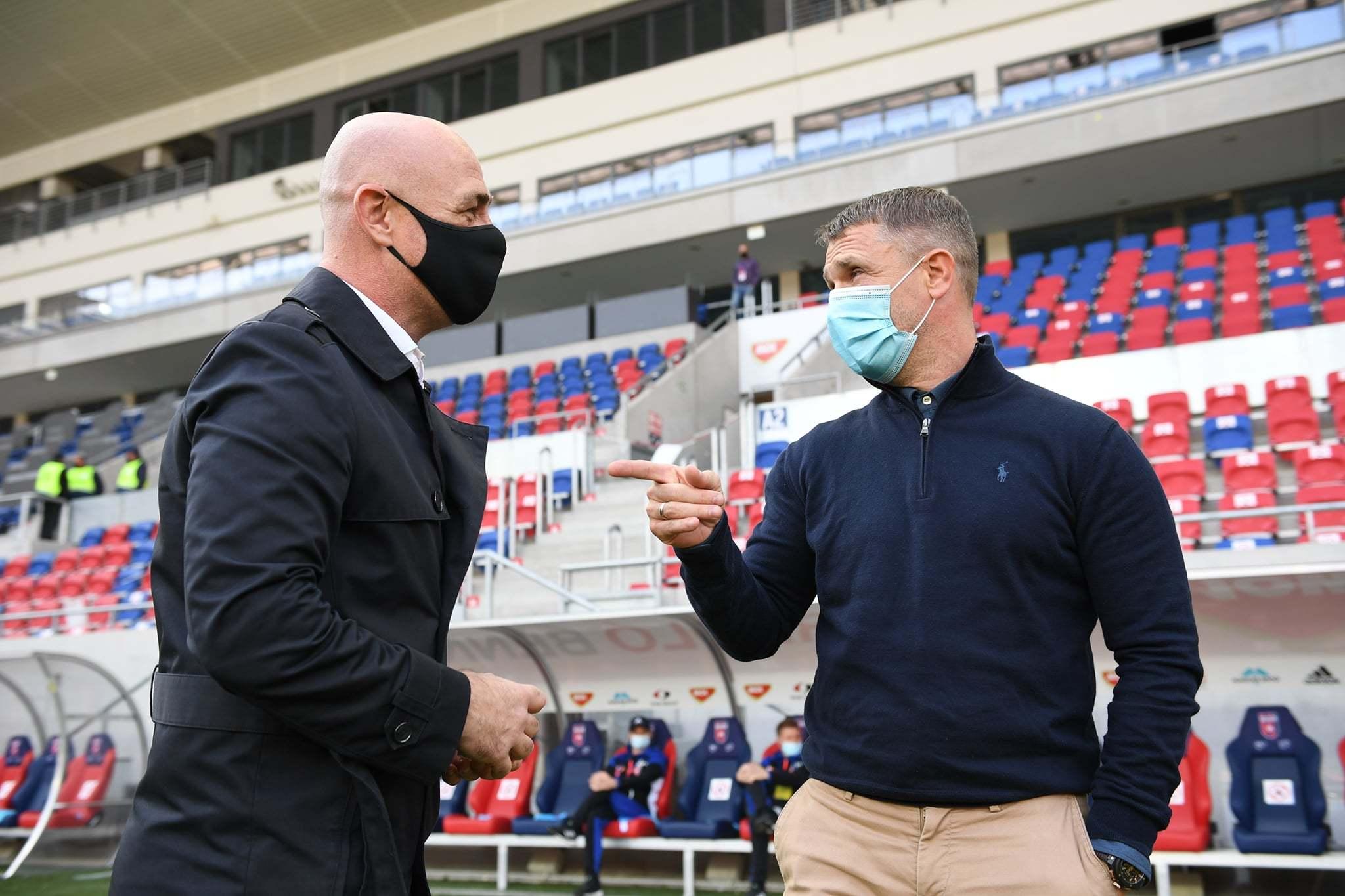 Сергей Ребров - самый успешный иностранный тренер в Венгрии за последние 100 лет - изображение 3