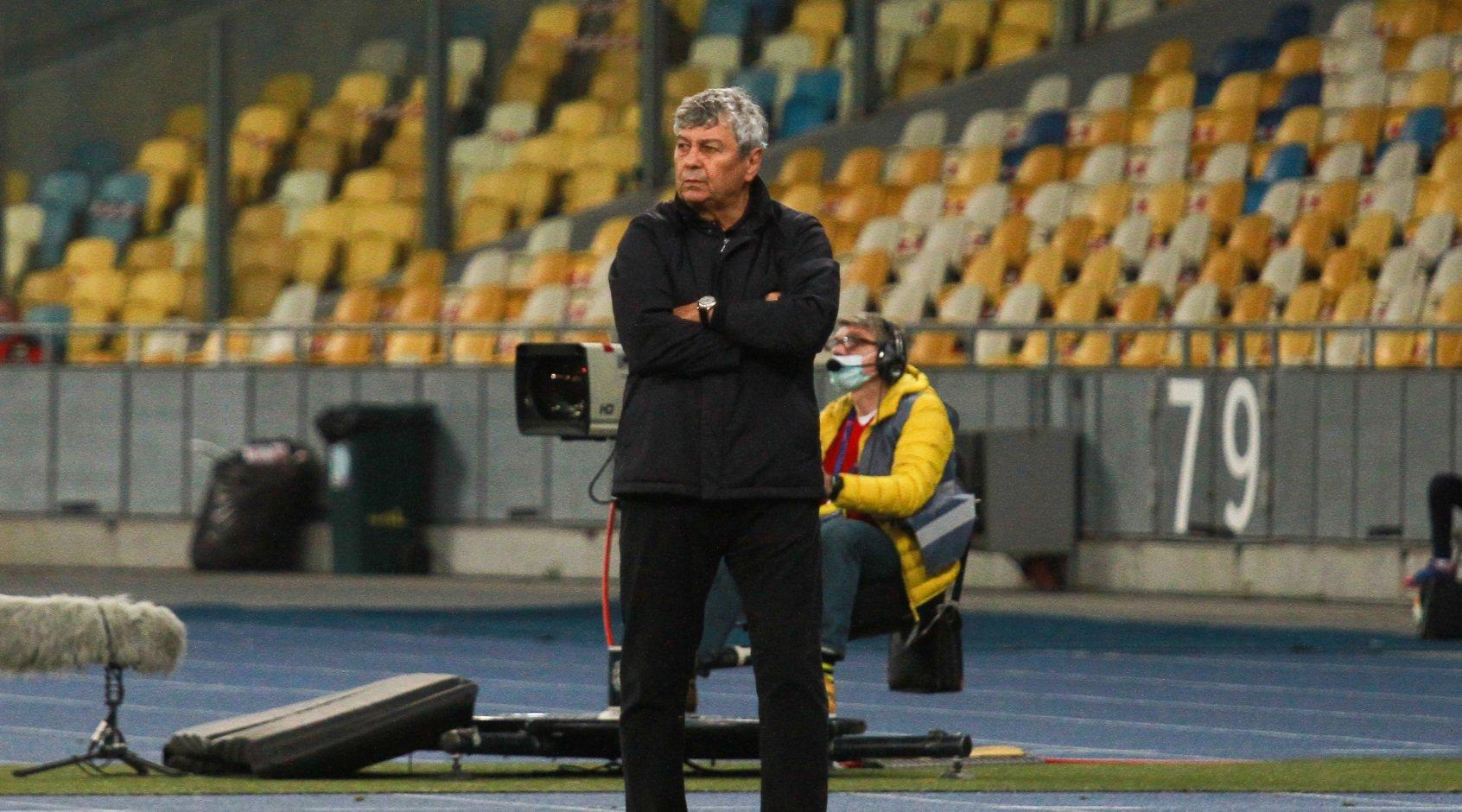 Луческу - Жезус: противостояние самых возрастных тренеров команд ЛЧ в этом сезоне