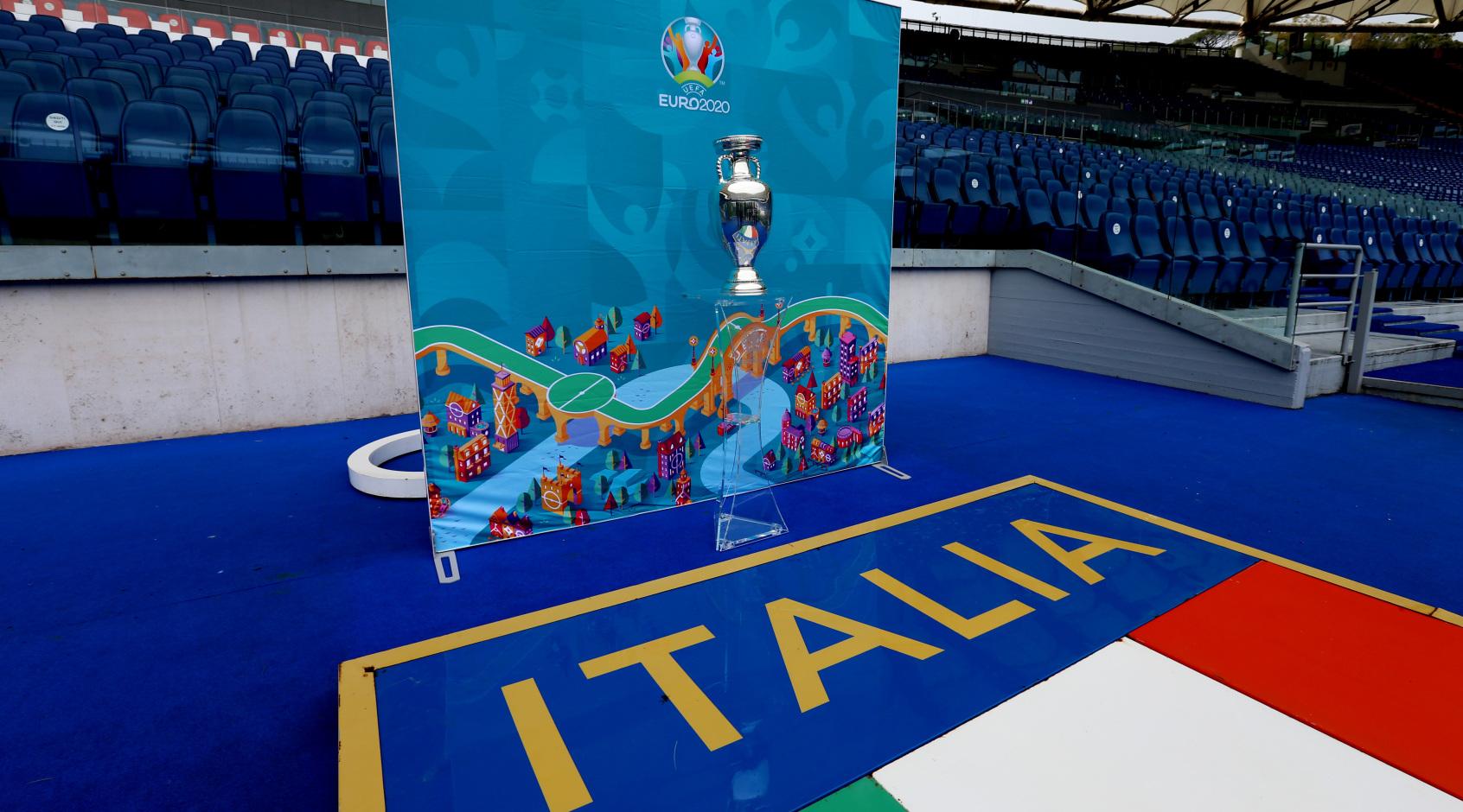 Игроки сборной Италии вакцинировались от коронавируса перед Евро-2020