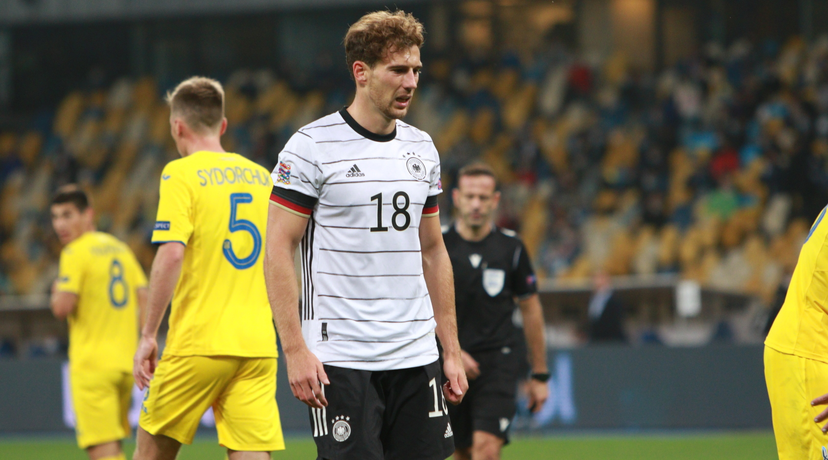 Германия - Венгрия 2:2. Гол Леона Горецки (Видео)