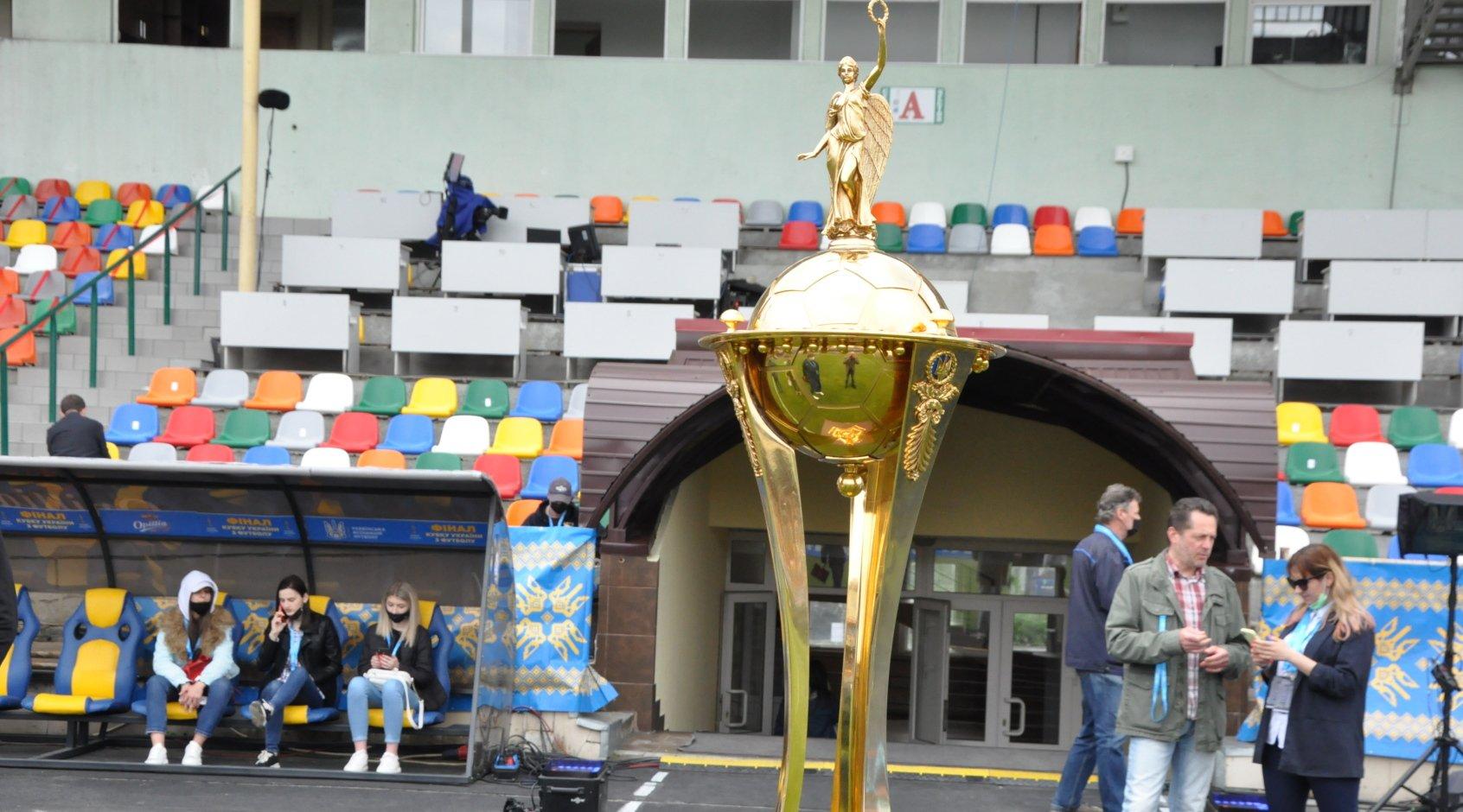 Жеребкування другого етапу Кубка України відбудеться 6 серпня