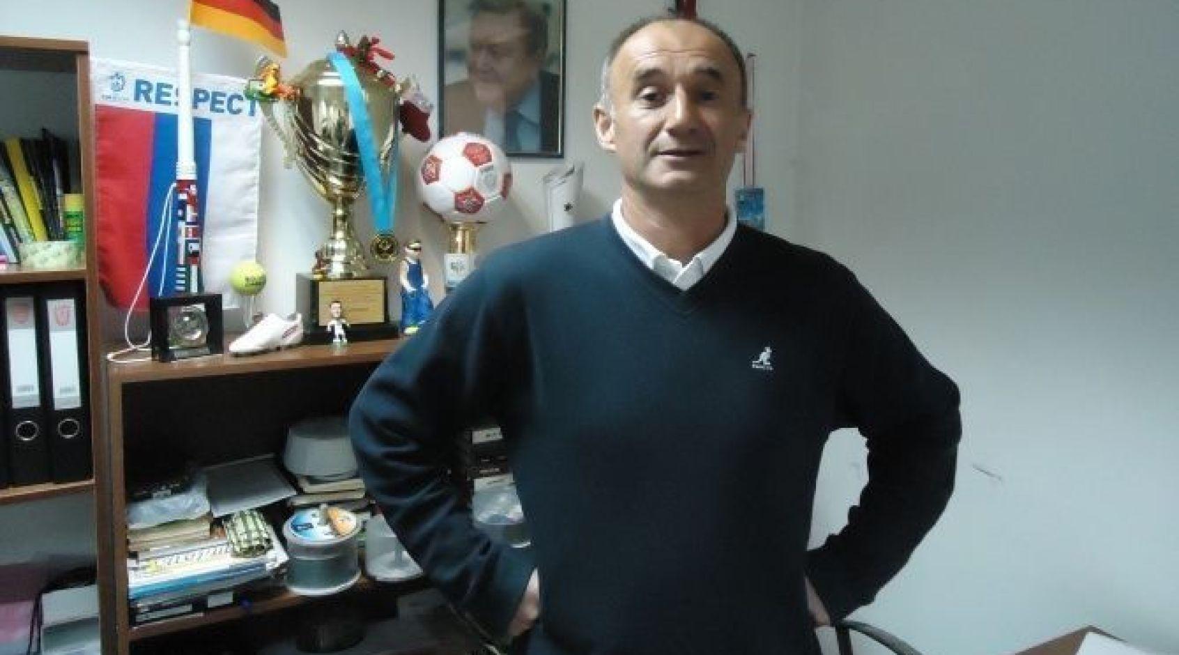 В Казахстане журналиста хотят засудить за критику положения дел в местном футболе