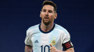 Месси включен в состав сборной Аргентины на ближайшие матчи отбора к ЧМ-2022