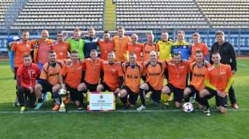 Історія відродження футбольної команди з міста Енергодара: як мрія перетворилася на реальність