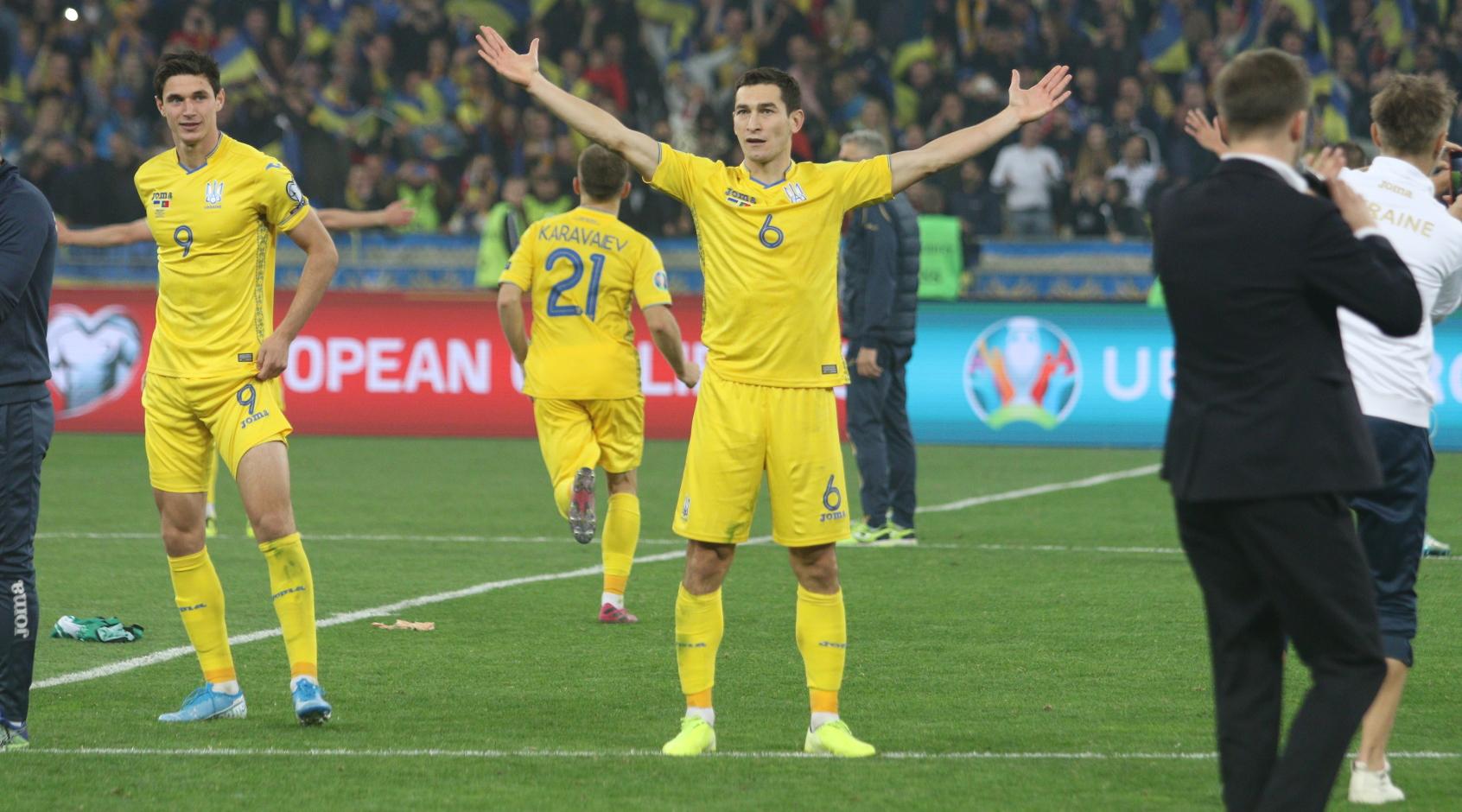 Степаненко провів 500-й матч у складі українських команд, Матвієнко - 200-й