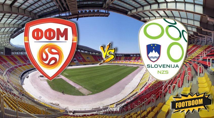 Северная Македония - Словения. Анонс и прогноз матча