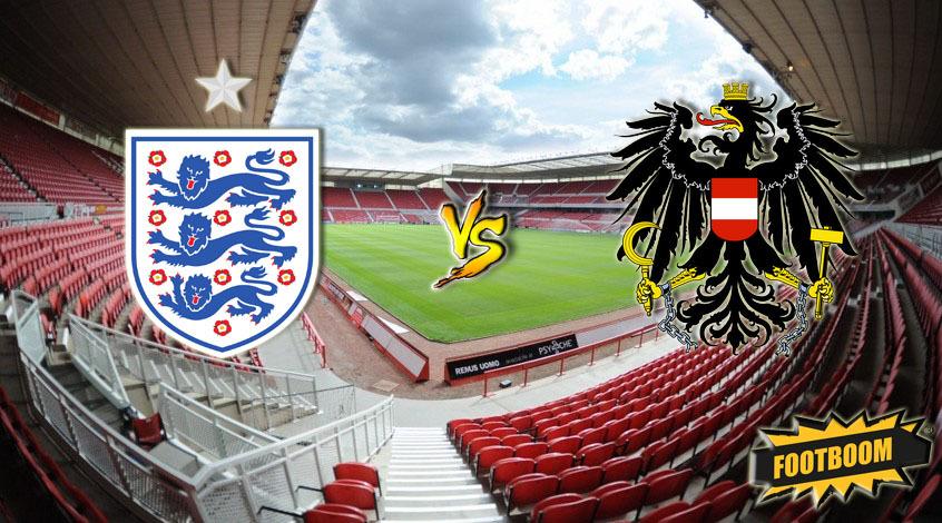 Англия -  Австрия: где и когда смотреть матч онлайн