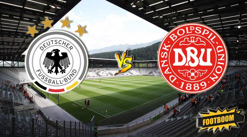 Германия - Дания. Анонс и прогноз матча