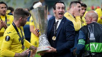Унаи Эмери - первый тренер в истории, выигравший Лигу Европы четыре раза
