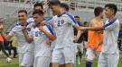 Мемориал Лобановского. Азербайджан U-21 - Узбекистан U-21 0:1. Фоторепортаж