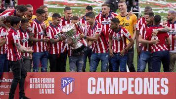 Чемпионат Испании. Итоги сезона 2020-21