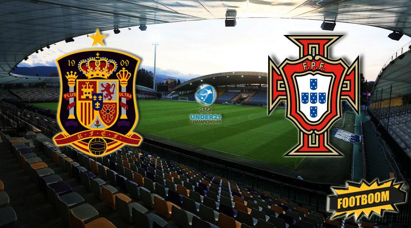 Евро-2021 (U-21). Испания – Португалия. Анонс и прогноз матча