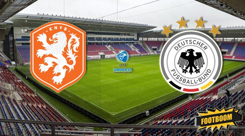 Евро-2021 (U-21). Нидерланды - Германия. Анонс и прогноз матча