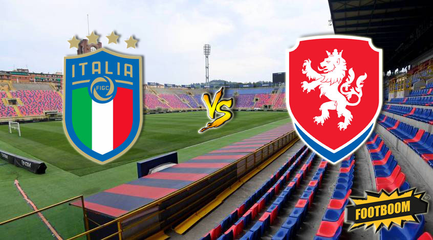 Италия -  Чехия: где и когда смотреть матч онлайн