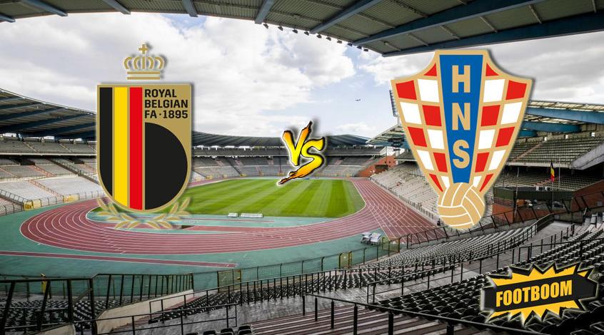Бельгия – Хорватия. Анонс и прогноз матча