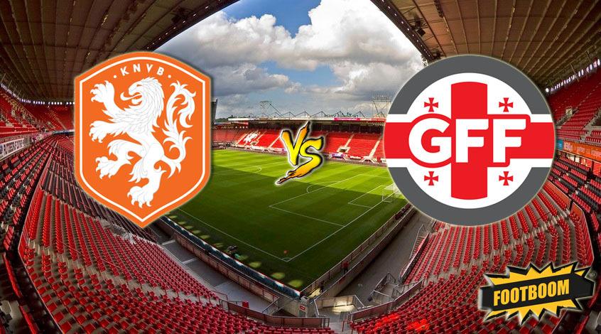 Нидерланды -  Грузия: где и когда смотреть матч онлайн