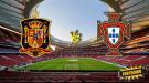 Контрольный матч. Испания - Португалия 0:0. Видеообзор матча