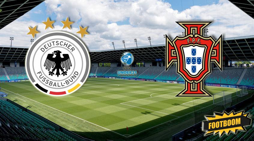 Евро-2021 (U-21). Германия - Португалия. Анонс и прогноз матча
