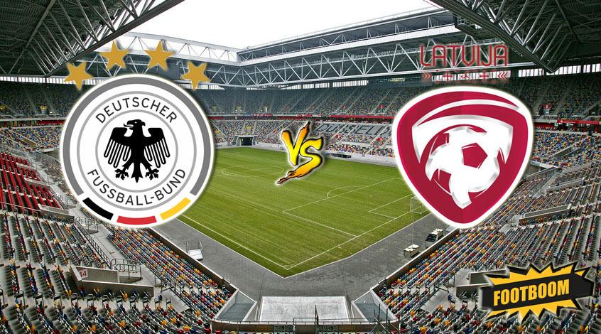 Германия - Латвия. Анонс и прогноз матча