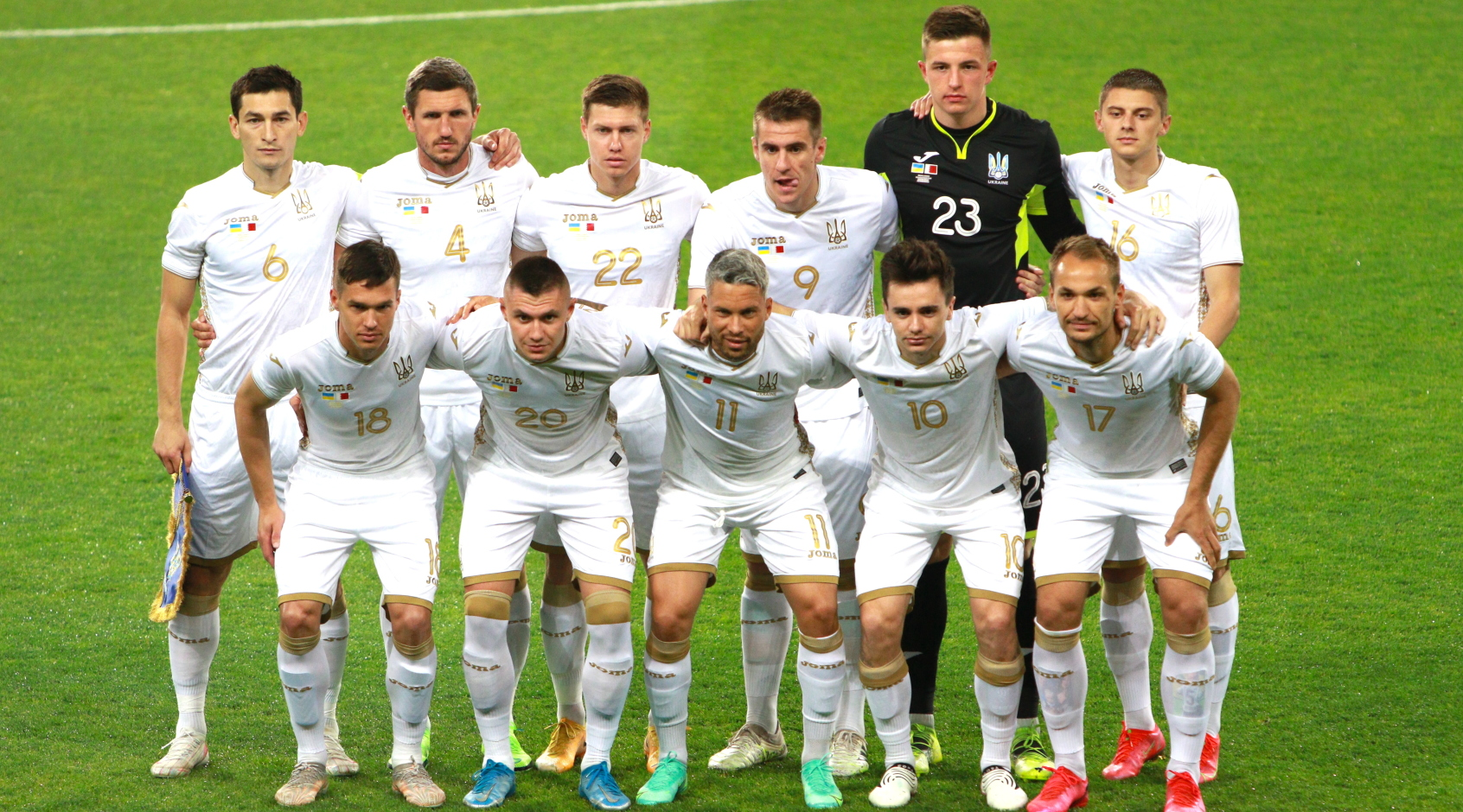 Как The Athletic представил сборную Украины и их соперников на Евро-2020: самая слабая группа турнира