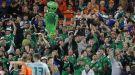 """Болельщики Северной Ирландии - о матче с Украиной: """"Если бы не глупый гол, то была бы логичная ничья"""""""