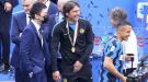 "Президент ""Интера"" Стивен Чжан рассказал о причинах ухода Антонио Конте"