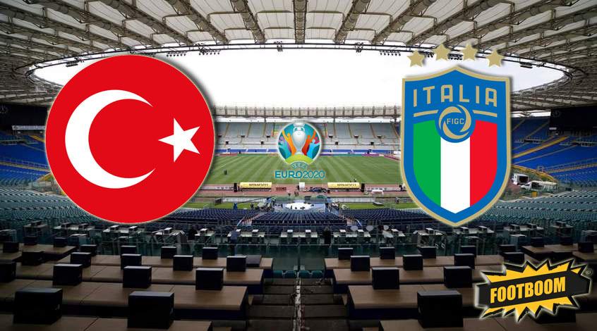 Турция - Италия. Анонс и прогноз матча