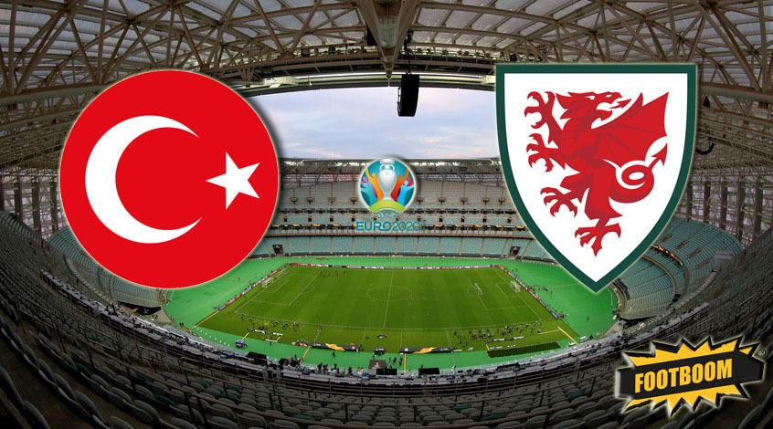 Турция -  Уэльс: где и когда смотреть матч онлайн