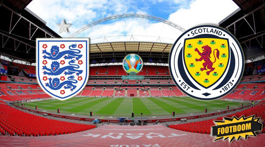 Англия - Шотландия: стартовые составы